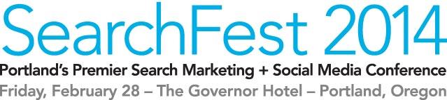 SearchFest 2014, Portland, Oregon - Feb. 28, The Governor Hotel
