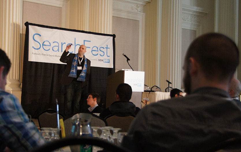 Can't make it to SearchFest? See the presentations wherever you are with our new Video Bundle